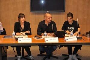 Josepha et Lauda Guidicelli se battent avec Didier Grassi pour le devoir mémoire de la catastrophe de Furiani