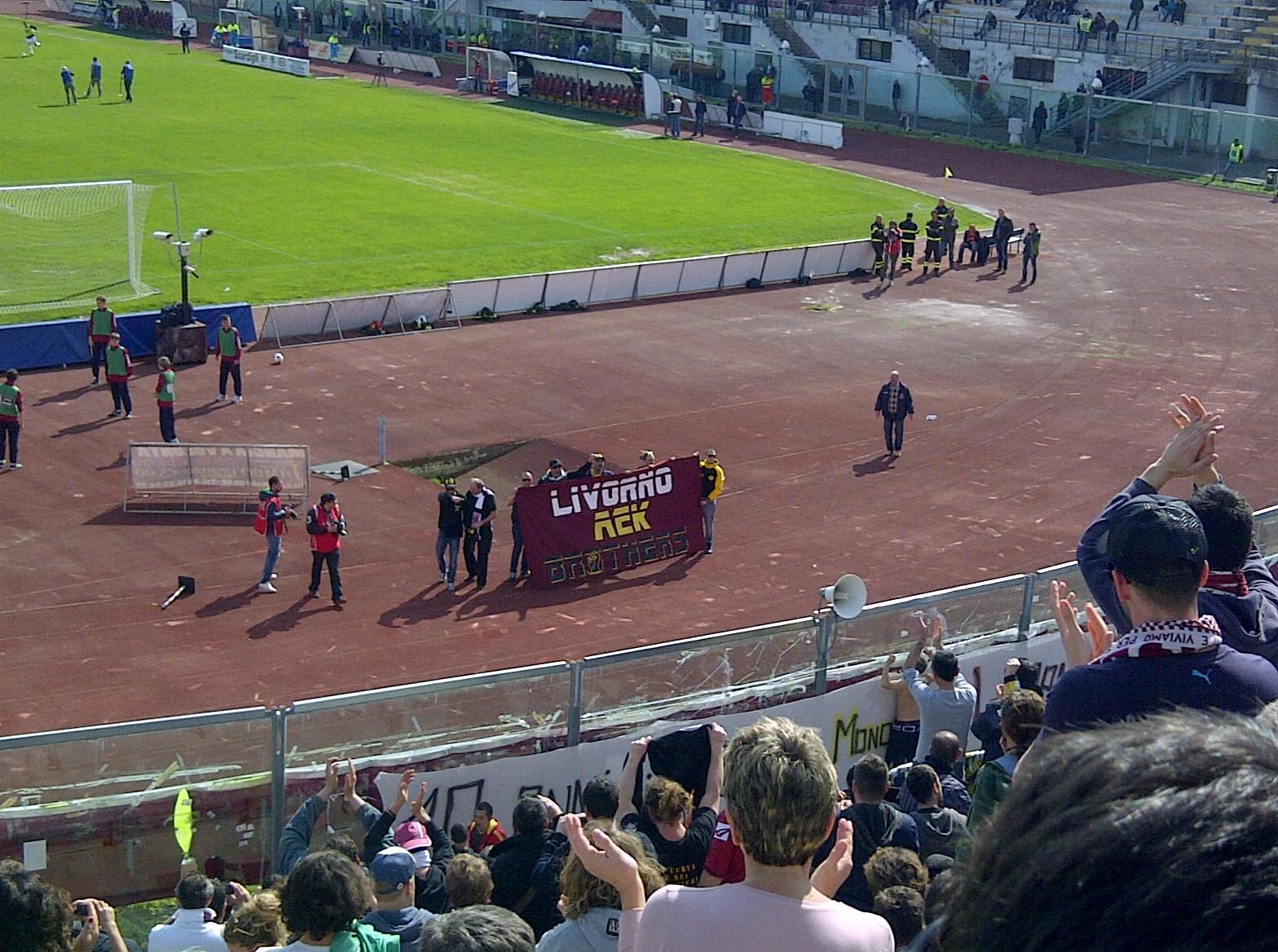 Livorno AEK