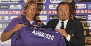 Ambrosini-Fiorentina