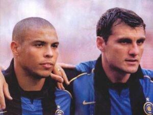 Ronaldo et Vieri
