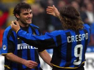 Vieri et Crespo