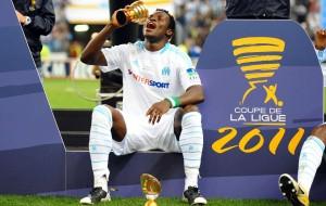 Football : Marseille / Montpellier - Coupe de la Ligue - Finale - 23.04.2011 -