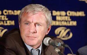 Luis Fernandez : coach du Beitar de 2005 à 2006