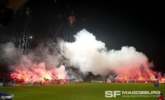 SV Babelsberg 03 - 1.FC Magdeburg 2:2