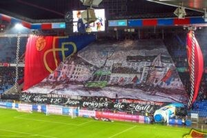 Switzerland- 120th anniversary of FC Basel!