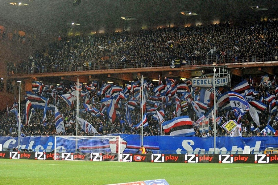 Genoa vs Sampdoria - Serie A Tim 2013/2014