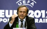 Michel Platini. Crédit photo : P. Andrew /  Reuters