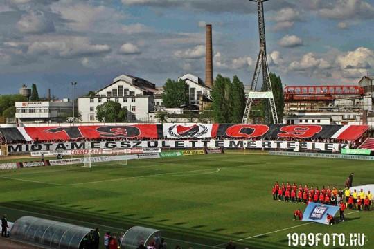 Buda Honved 0 - Ferencvaros 2