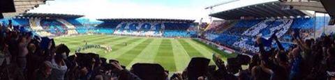 Cercles Bruges 0 Standard 0