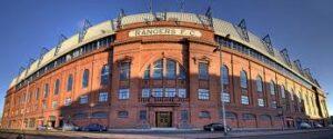 Un monument du football écossais en périls. (DR)
