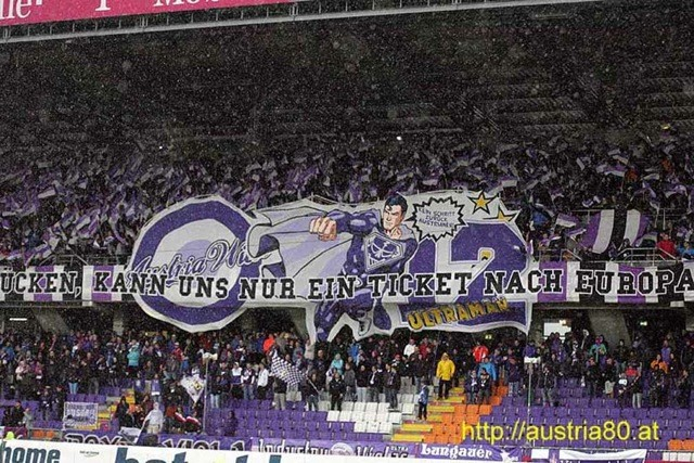 Austria Wien 1-2 Sturm Graz