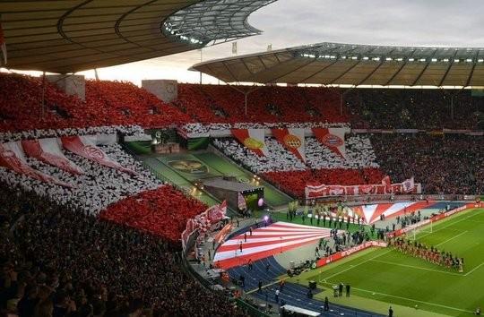 Borussia Dortmund 0-2 Bayern München  2