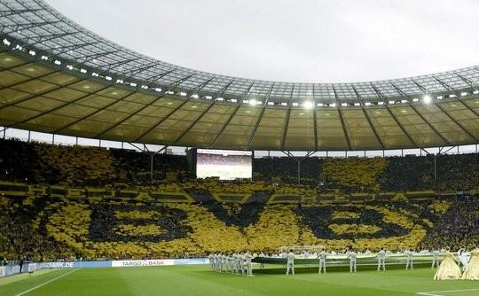 Borussia Dortmund 0-2 Bayern München