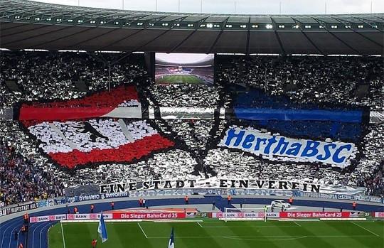 Herta Berlin 0-4 Borussia Dortmund