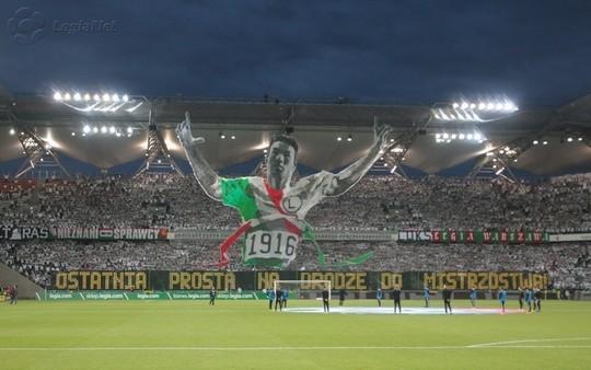 Legia 5-0 Wisla