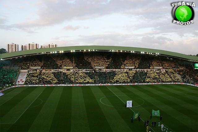 Nantes 1-3 ASSE