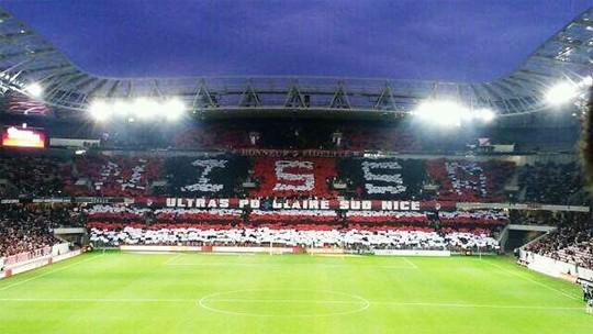 Nice 0-1 Lyon