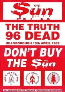 The Sun, un journal très apprécié du côté de Liverpool. 'DR)