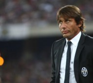 La Juventus photo Conte
