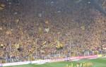 La Südtribüne de Dortmund. 24.000 places et un sérieux besoin d'y faire le ménage. (DR)