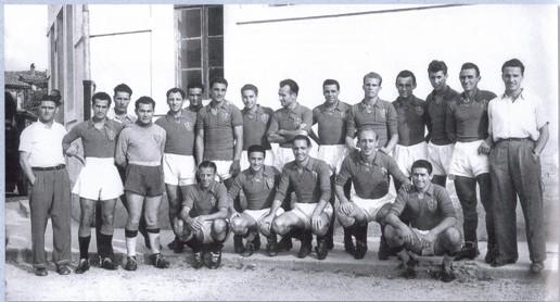 L'équipe qui réalisa le meilleur championnat de l'histoire du club