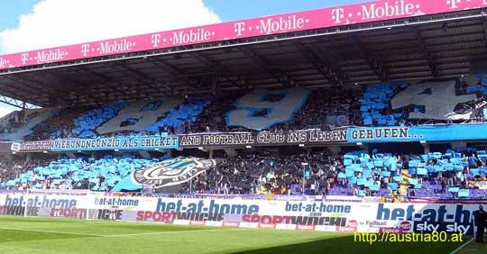 FK Austria Vienne 2-2 Rapid Vienne 1