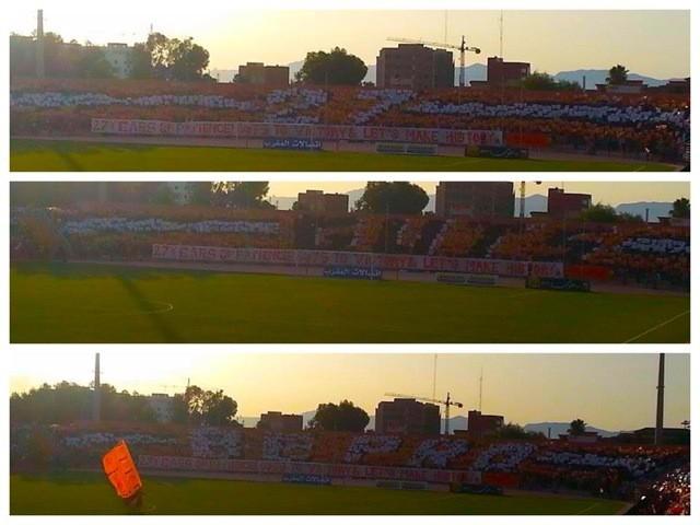 RSB Berkane  0-0 DHJ El Jadida (1)