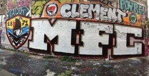 Le MFC 1871, un club résolument antifa. (DR)