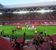 Le grand stade de Lille, symbole de la transformation du football français