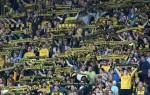Des fans de l'Alemannia Aix-la-Chapelle (DR)