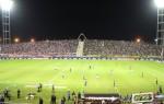 Supporters de Boca Juniors et de River Plate hier soir pour le Superclasico. (DR)
