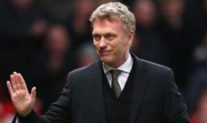 David Moyes s'est rendu aux funérailles d'un jeune supporter de la Real Sociedad décédé. (Getty Images)
