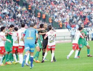 Photo du 111ème derby (31 décembre 2011) – saison 2011/2012