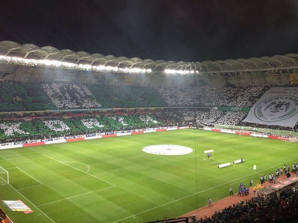 Stade bon rencontre toulon tribune