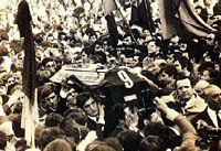 50.000 personnes rassemblées à Rome pour les funérailles de Giulano tacoola. (DR)