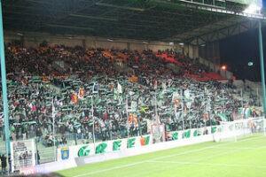 Les Green Angels à Geoffroy-Guichard (DR)