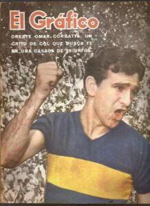 Corbatta sous les couleurs de Boca Juniors