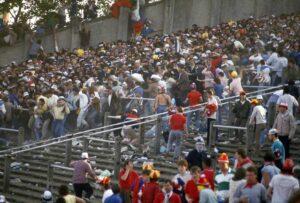 Le stade de Bruxelles est toujours marqué par la tragédie de 1985. (DR)