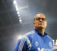 Marcelo BIELSA - 29.10.2014 - Rennes / Marseille - Coupe de la Ligue  Photo : Vincent Michel / Icon Sport