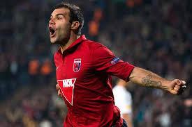 Nemanja Nikolics, meilleur buteur du championnat