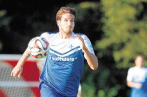 Joueur français ayant notamment joué au FC Metz, Romain Brégerie a participé à la belle aventure de Darmstadt. Il s'est désormais engagé avec l'autre promu, Ingolstadt. (DR)