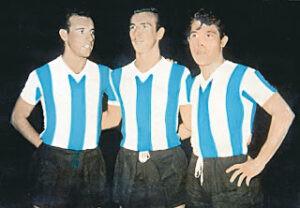 Maschio, Angelillo et Sivori