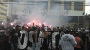 Supporters Brésil