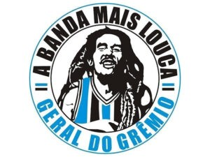 stickers geral do grêmio torcida barras bravas supporters brésil