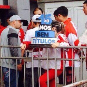 supporters ultras torcidas brésil futebol grêmio inter porto alegre