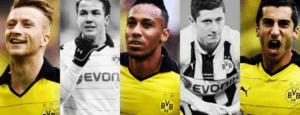 Les joueurs passent, Reus s'éclate toujours autant. – somosinvictos.com