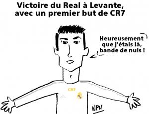 Ronaldo et les nuls