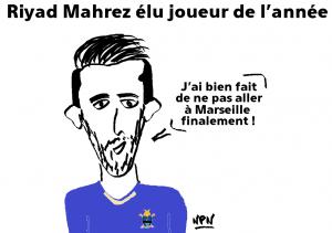 Mahrez of the year