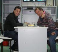 Diego Borinsky et Marcelo Gallardo