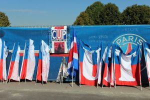 Le CUP au camp des Loges